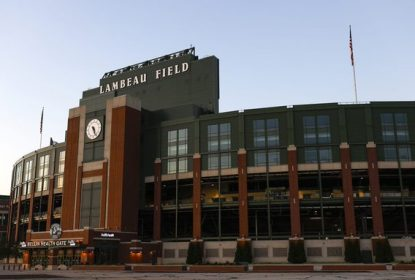 Packers pretendem abrir arquibancadas do Lambeau Field para 6 mil torcedores - The Playoffs