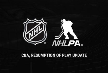 NHL e NHLPA confirmam acordo e playoffs em Edmonton e Toronto - The Playoffs
