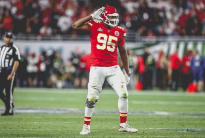 Chiefs iniciam negociações contratuais com Chris Jones - The Playoffs