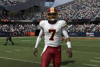 EA Sports retira apelido e logo da franquia de Washington no Madden 21 - The Playoffs