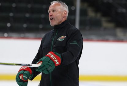 Dean Evason renova contrato e segue como treinador do Minnesota Wild - The Playoffs