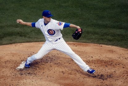Kyle Hendricks será o titular no Opening Day do Chicago Cubs - The Playoffs