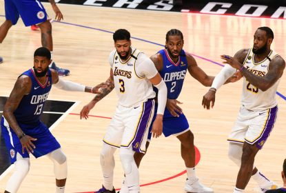 NBA Power Ranking 2020/2021 The Playoffs: mês zero - The Playoffs