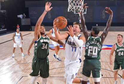 Com final disputado, Bucks derrotam Mavericks em duelo de super astros da liga - The Playoffs