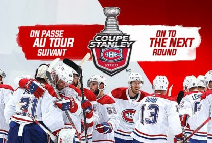 Com gols no final, Canadiens vencem Penguins e passam de fase - The Playoffs