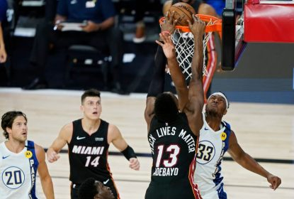 Miami Heat varre Indiana Pacers e se classifica para a próxima fase - The Playoffs