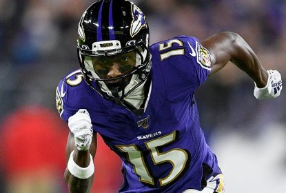 Marquise Brown se apresenta ao training camp dos Ravens cerca de 10kg mais forte - The Playoffs