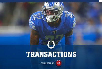 Indianapolis Colts contrata o safety Tavon Wilson - The Playoffs