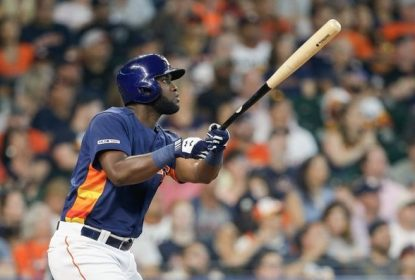 Houston Astros tira Yordan Alvarez da lista de lesionados - The Playoffs