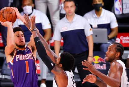 Com Devin Booker decisivo, Phoenix Suns vence Los Angeles Clippers - The Playoffs