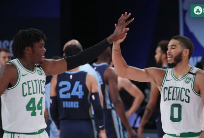 Boston Celtics domina partida e derrota Memphis Grizzlies - The Playoffs
