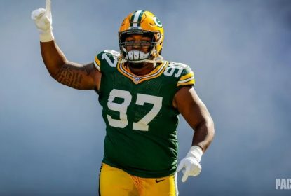 Green Bay Packers renova contrato com defensive tackle Kenny Clark - The Playoffs