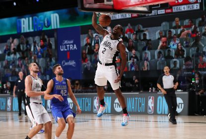 Kawhi brilha, Doncic se machuca, Clippers derrotam Mavs e abrem 2 a 1 nos playoffs - The Playoffs