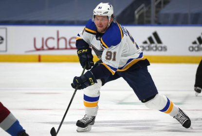 Vladimir Tarasenko ficará fora do restante da primeira rodada dos playoffs - The Playoffs