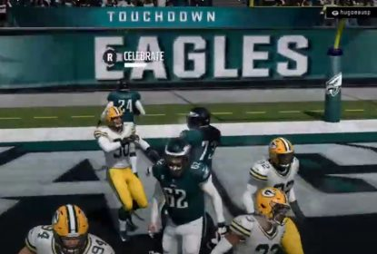 The Playoffs vence Fumble na Net e avança ao Divisional Round do Campeonato de Madden - The Playoffs