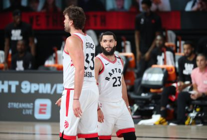 Raptors dominam Nets e vencem primeiro jogo dos playoffs - The Playoffs