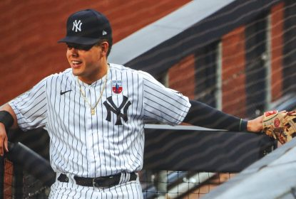 Yankees colocam Gio Urshela na lista de contundidos - The Playoffs