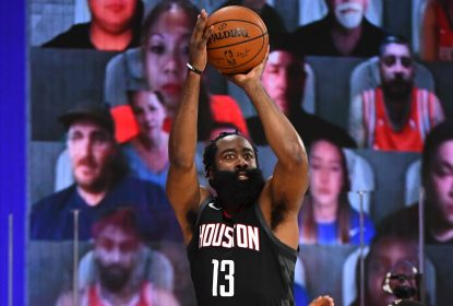 Harden supera Paul, Rockets vencem Thunder e abrem 1 a 0 nos playoffs da NBA - The Playoffs