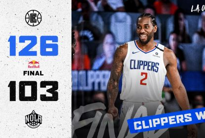 Dominantes do começo ao fim, Clippers massacram os Pelicans - The Playoffs