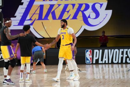 Davis domina, Lakers se recuperam, batem Blazers e empatam a série em 1 a 1 - The Playoffs