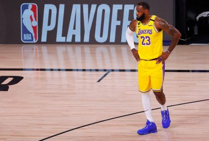Fora contra os Kings, LeBron James perderá primeiro jogo da temporada - The Playoffs