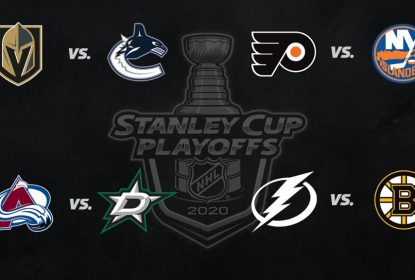 NHL anuncia retorno dos playoffs com três jogos no sábado e no domingo - The Playoffs