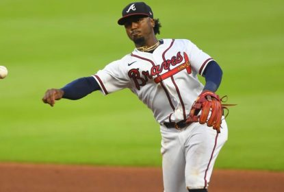 Braves colocam Ozzie Albies na lista de contundidos - The Playoffs