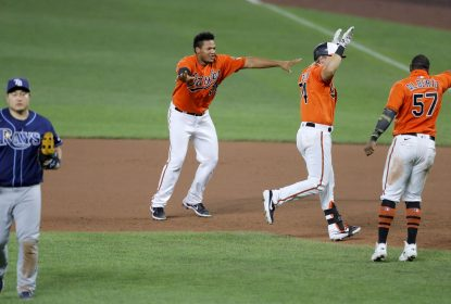 Surpreendentes, Orioles vencem Rays nas entradas extras em Baltimore - The Playoffs