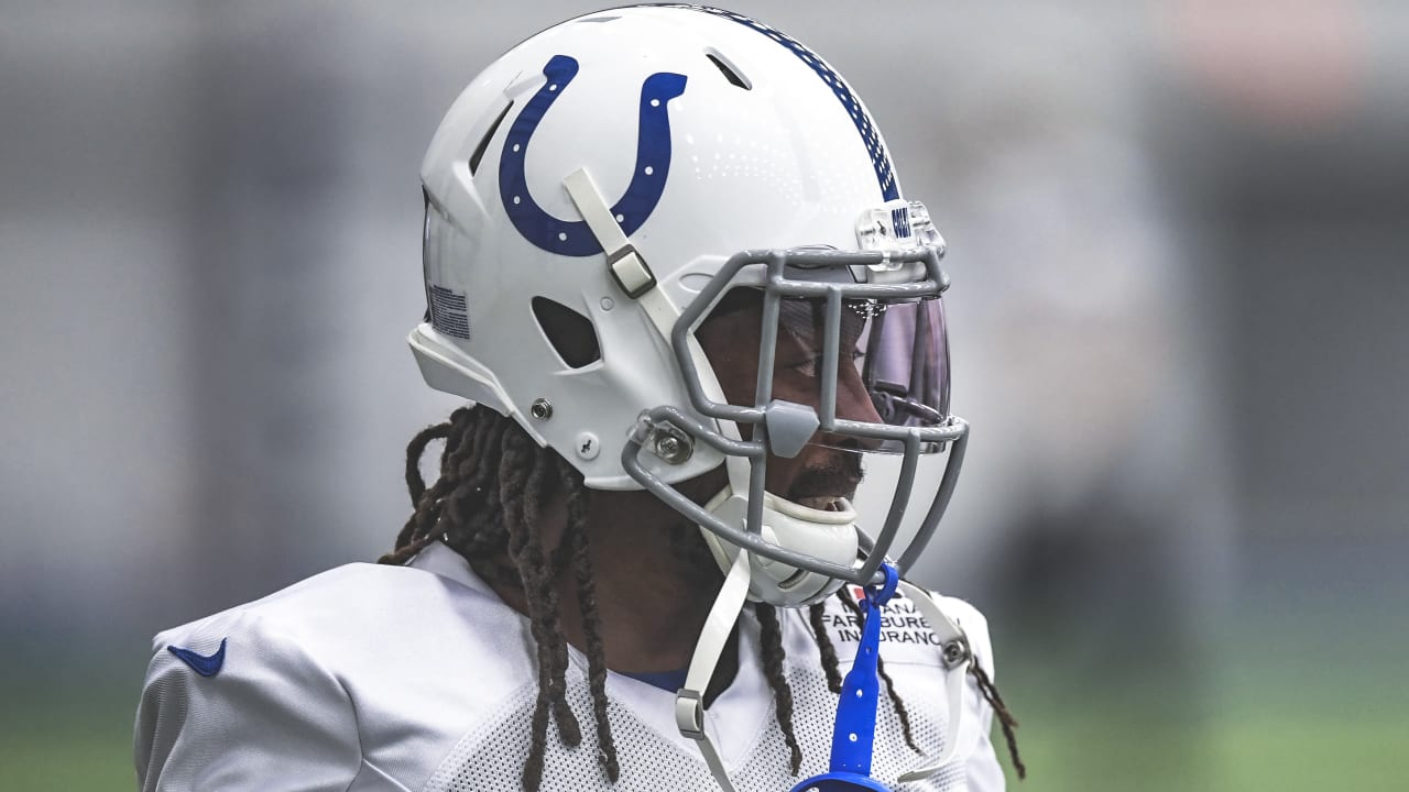 T.Y. Hilton wide receiver Indianapolis Colts