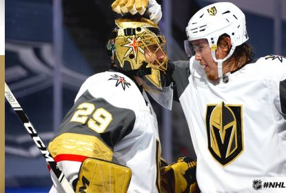 De virada, Golden Knights vencem Canucks e ficam perto de classificação - The Playoffs