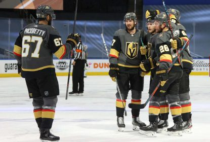 Lehner segura Stars e Golden Knights vencem o jogo 2 da série - The Playoffs