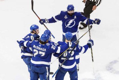 Tampa Bay Lightning vence Dallas Stars por 3 a 2 e empata as finais da NHL - The Playoffs