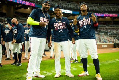 Atlanta Braves vence NL East pelo terceiro ano seguido - The Playoffs