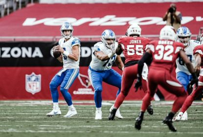 Lions interceptam Murray três vezes e vencem Cardinals com chute no último lance - The Playoffs