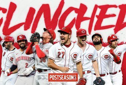 Reds vencem Twins e se classificam para os playoffs após sete anos - The Playoffs