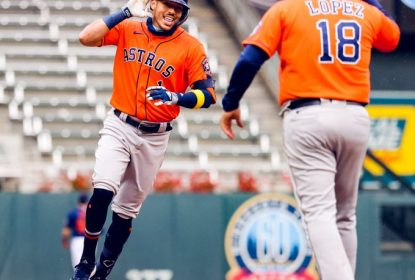 Astros vencem Twins e avançam para Division Series - The Playoffs