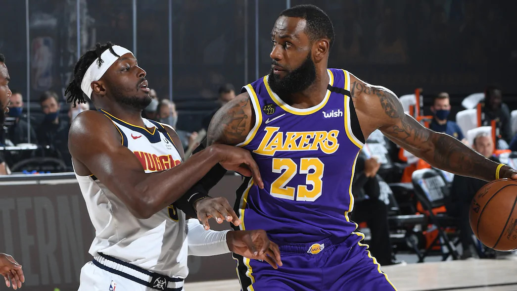 Lakers x Nuggets - Jogo 5