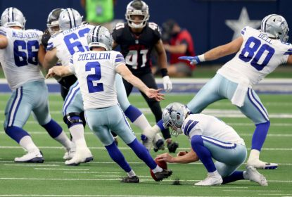 Com onside kick e virada histórica, Cowboys vencem Falcons - The Playoffs