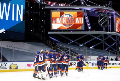 New York Islanders vence a primeira contra o Tampa Bay Lightning - The Playoffs