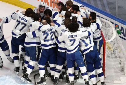 Tampa Bay Lightning é o campeão da temporada 19-20 da NHL - The Playoffs
