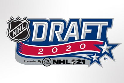 NHL define ordem da primeira rodada do Draft 2020 - The Playoffs