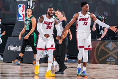 Dragic e Butler brilham, Adebayo dá toco decisivo e Heat bate Celtics na prorrogação - The Playoffs