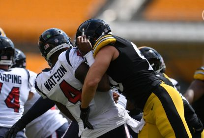 Pittsburgh Steelers reage no segundo tempo e vence Houston Texans - The Playoffs