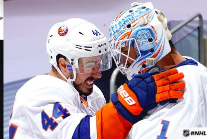 Com shutout de Thomas Greiss, Islanders vencem e eliminam Flyers - The Playoffs
