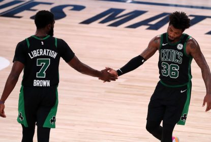 Boston Celtics tem terceira partida seguida adiada por conta da covid-19 - The Playoffs
