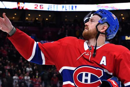 Jeff Petry assina extensão contratual com Montreal Canadiens - The Playoffs