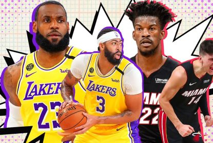 Título do Miami Heat paga quase 4 para 1! Vale apostar nos 'underdogs' contra o Los Angeles Lakers de LeBron e Davis nas finais da NBA? - The Playoffs
