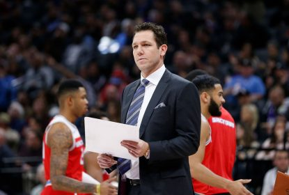 Luke Walton retornará como técnico dos Kings para próxima temporada - The Playoffs