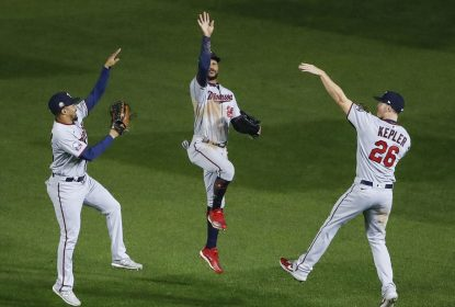Twins atropelam Cubs e garantem classificação aos playoffs - The Playoffs