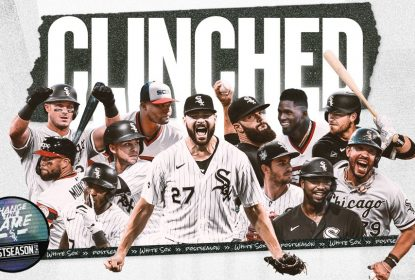 White Sox vencem Twins e garantem classificação aos playoffs - The Playoffs